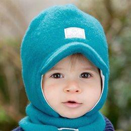 Capi Winter Mütze zum Binden unisex