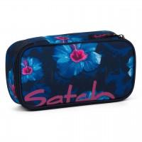 Schlamperbox satch mit Organisierfach Waikiki Blue