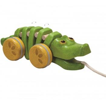 Krokodil Nachziehtier