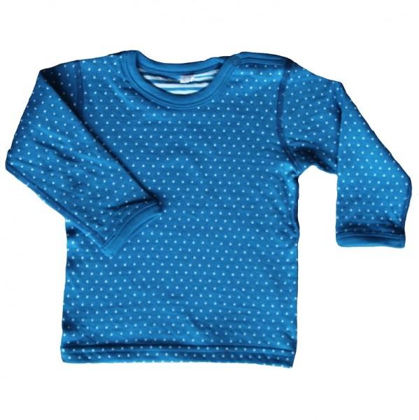 Wendeshirt 2in1 - warm - Pünktchen oder Streifen