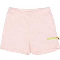 leichte Leinen Shorts rosa