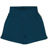 Leichte Jersey Shorts in navy