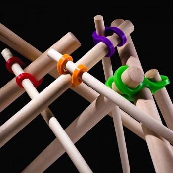 Stick-lets Wald Stet 56 Teile Silikon