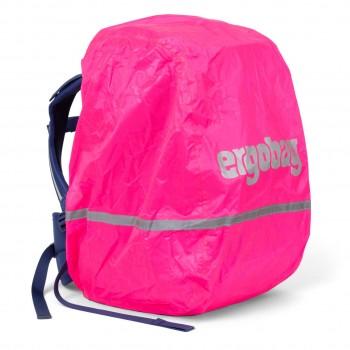 Regenschutz für alle ergobag Schulranzen pink