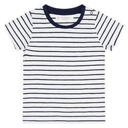 Schwarz weiß Jungen  T-Shirt