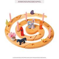 Vorschau: Grimms Stecker Vase Keramik für Geburtstagsring