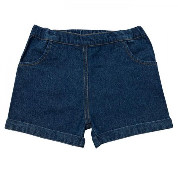 Mädchen Shorts aus Jeans - super stylish und robust