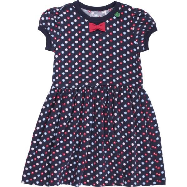 d8ec21e6fb fred´s world - Bio Mädchen Kleid Retro Punkte