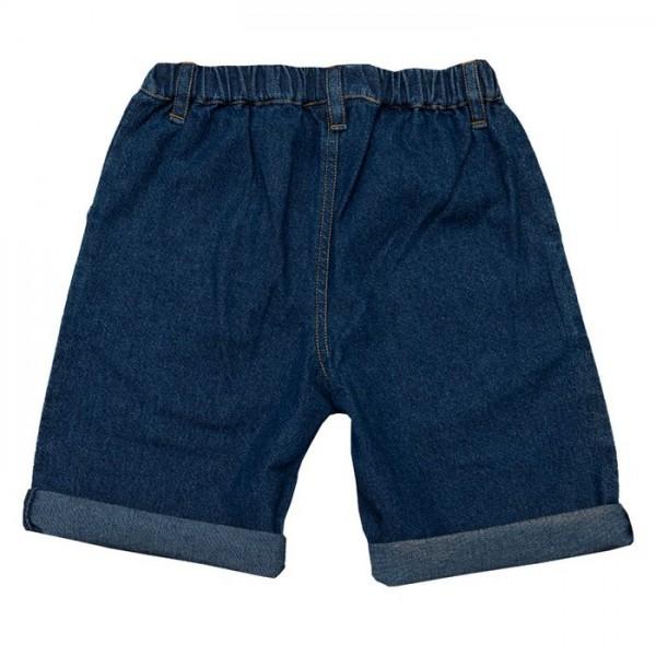 Jungen Shorts aus Jeans Biobaumwolle