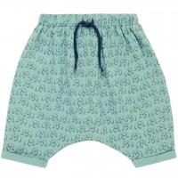 Lässig bequeme Jungen Shorts mint-grün