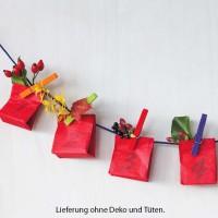 14 Wäscheklammern Dekoration kein Spielzeug