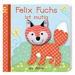 Fingerpuppenbuch - Felix Fuchs ist mutig