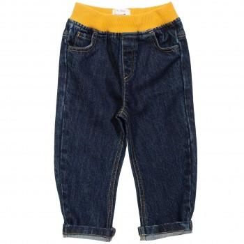 Denim Jeans Schlupfhose