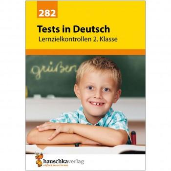 Deutsch Übungsheft Lernzielkontrollen 2. Klasse