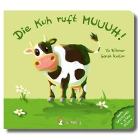 Vorschau: Die Kuh ruft MUUUH! Pflanzlich gefärbtes Buch