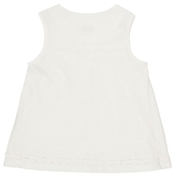 Elegantes Mädchen Shirt ärmellos
