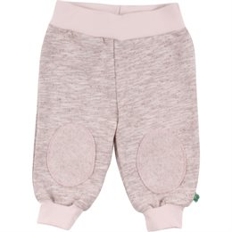 Warme Babyhose Sweat rosa