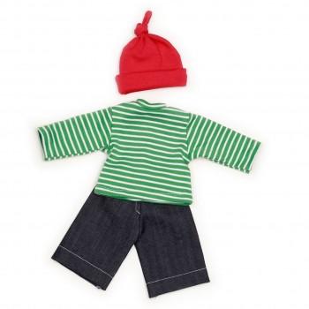 Zwerg Outfit für alle 38 cm Puppen