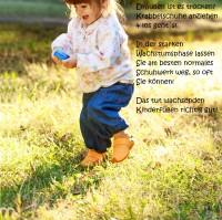 Vorschau: Bio Krabbelschuh Tassles - mitwachsend - braun
