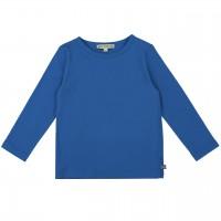 Uni blau Langarmshirt