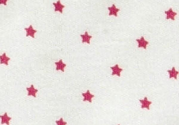 Grosses Muslin (S)Pucktuch kleine silber Sterne