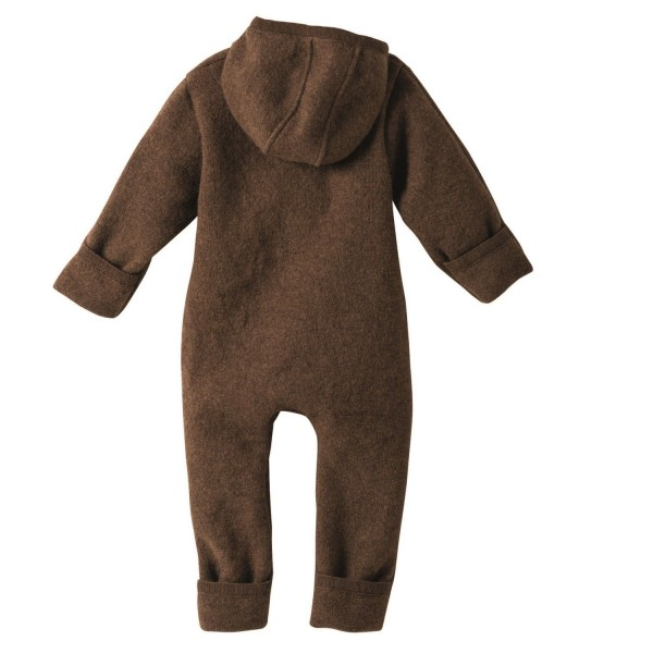 Babyoverall aus Walk 100% Merinowolle Übergangszeit