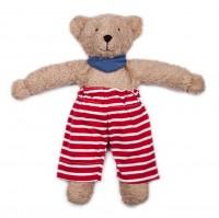 Vorschau: nanchen Bio Seebär Teddy mit Hose