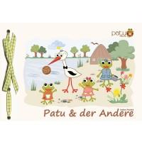 """Vorschau: Kinderbuch """"Patu & der Andere"""" - schult die Akzeptanz"""