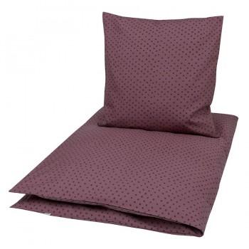 Edle Bettwäsche 135x200 violett