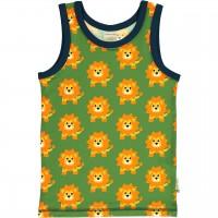 Unterhemd Löwe grün