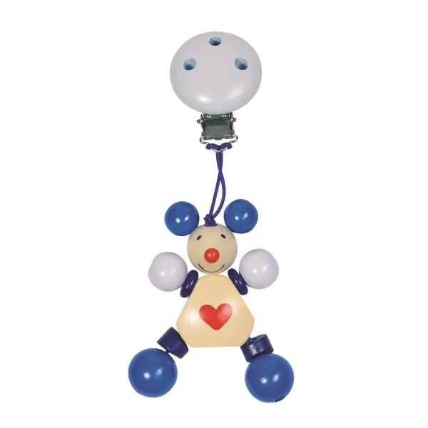 Clip Maus Mobile für Kinderwagen & Co.