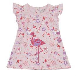 Baby Kleidchen Flamingo