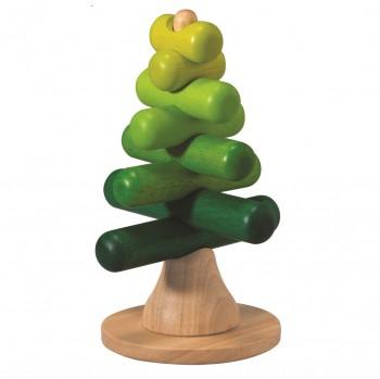 Steckspiel anspruchsvoller Steckbaum