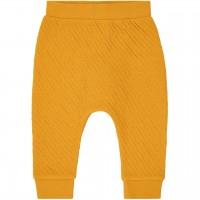Strick  Babyhose  Jersey  senf-gelb