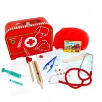 Kinder Arztkoffer mit echtem Stethoskop