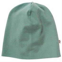 Edle Beanie pastell-grün Übergangszeit