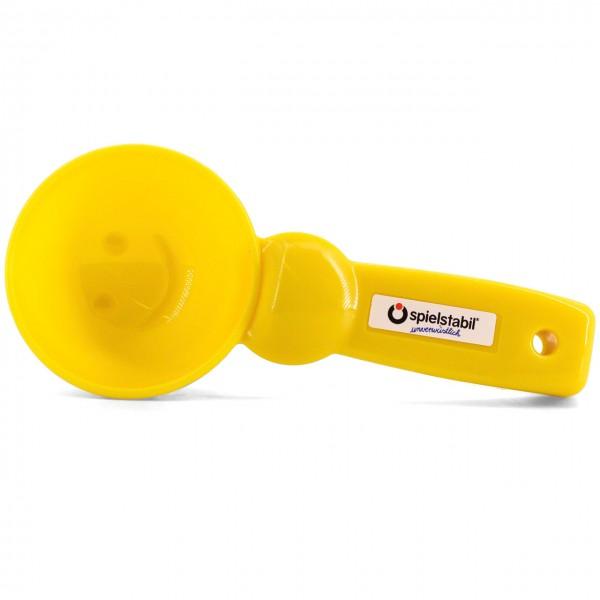 Eisporttionierer Sandspielzeug gelb