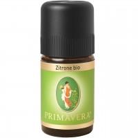 Zitrone bio 5ml - 100% ätherisches Öl