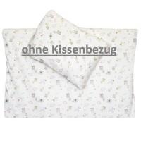Vorschau: Bio Wendebettwäsche für Kinder mit Kissenbezug - Traumwelt