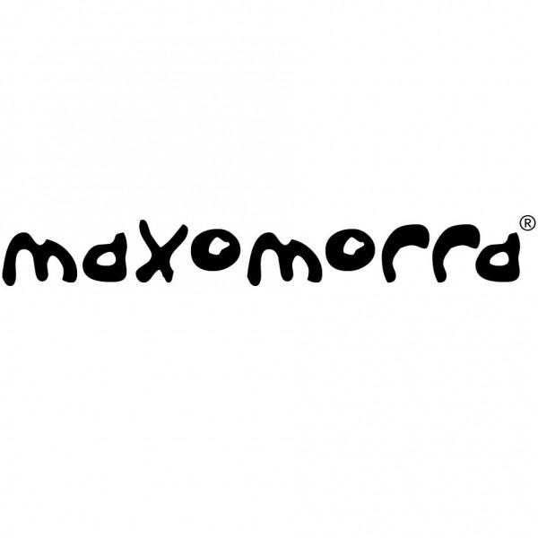 maxomorra Langarmbody lila