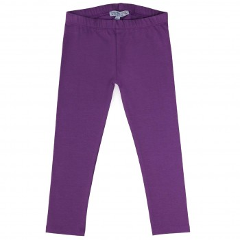 Edle Leggings in lila