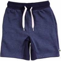 Griffig leichte Sweat Shorts in Jeans-Optik