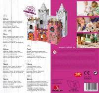 Vorschau: Schloss Rosengarten zum Stecken, malen & spielen