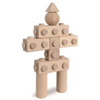 Vorschau: Matador Babyarchitect mit Sack 22tlg