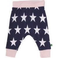 Vorschau: Sternen Babyhose elastisch robust und bequem leicht