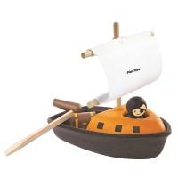 Vorschau: Piraten Boot für Wasserspiele
