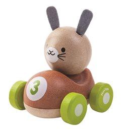 """Spielzeugauto Rennfahrerbande """"Hase"""""""