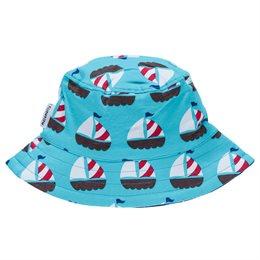 Cooler Fischerhut mit Booten