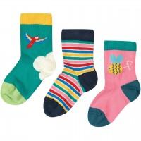 Baby Socken 3er Set Biene