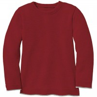 Strick Pullover in bordeaux